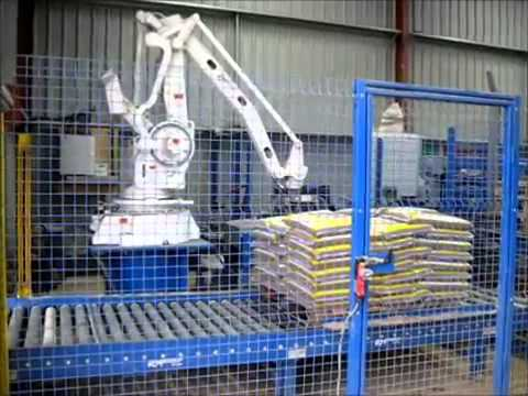 Bagging Line For Aggregates | RMGroup - Manual & Automated Packaging Systems