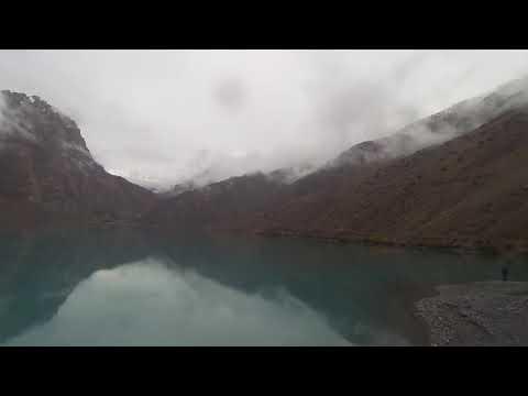 The lake of Alexander the Great in Tajikistan#tajikistan # traveling# mountains #tajikistan travel