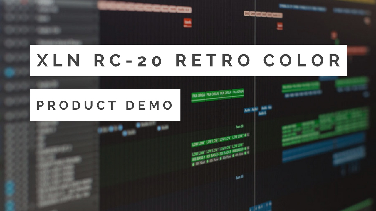 rc 20 retro color