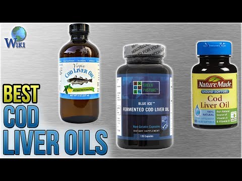 8 Best Cod Liver Oils 2018