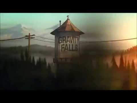 Gravity Falls Opening (Forward & Backward) + Weirdmageddon