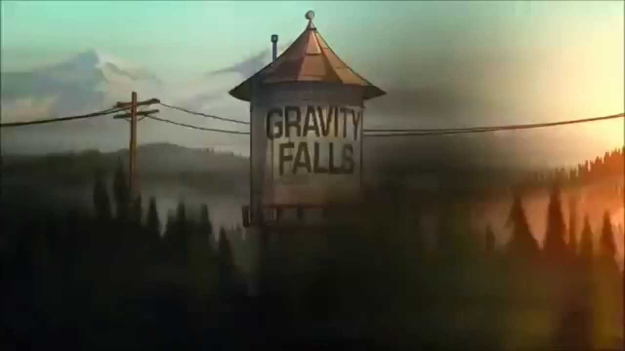 Fall Wallpaper Water Gravity Falls Opening Forward Amp Backward Weirdmageddon