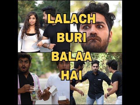 Lalach Buri Balaa Hai || Trendy Wings || Feat:-Hunny sharma