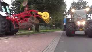 Dożynki Gminne 2014 w Bulowicach ! Parada Maszyn Rolniczych-Wystawa!