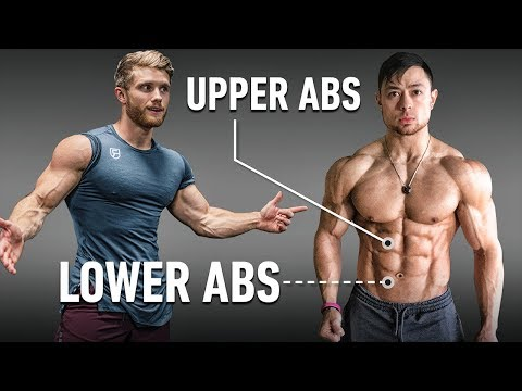 Top 3 Science-Based Exercises For Six Pack Abs (Upper vs Lower Abs) ft. Matt Ogus