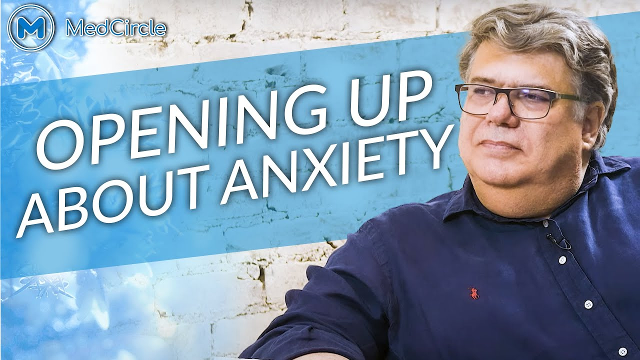 What It's Like to Open Up About Anxiety for the First Time | Men's Mental Health Month