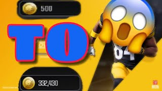 HOW TO MAKE 150K COINS FAST! (NO AUCTION HOUSE)   MADDEN OVERDRIVE
