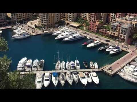 Monaco Port de Fontvieille
