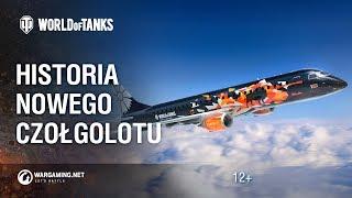 Historia nowego czołgolotu [World of Tanks Polska]