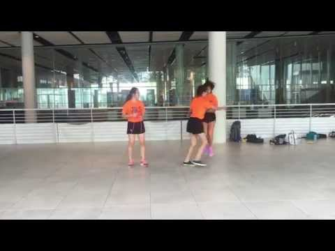 Jump Rope Singapore Team Creative