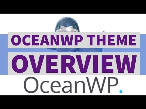 OceanWP Theme Overview - is it the best WordPress theme? thumbnail