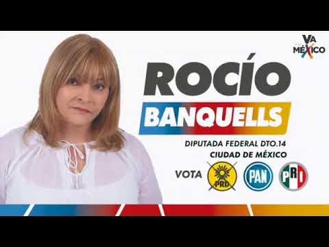 Rocío Banquells busca ser diputada