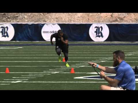 Rice Football Pro Day 2015
