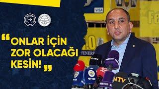 Başkan Vekilimiz Semih Özsoy: Kurulu Düzenleri Olanlar Zorlanacaklar!