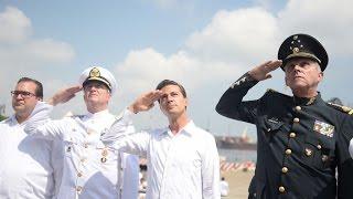 Ceremonia de Graduación de la Generación 2010-2015 de la Heroica Escuela Naval Militar