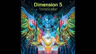 Dimension 5 -   Blue Pyramid