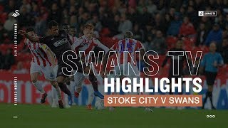 Highlights: Stoke City v Swansea City