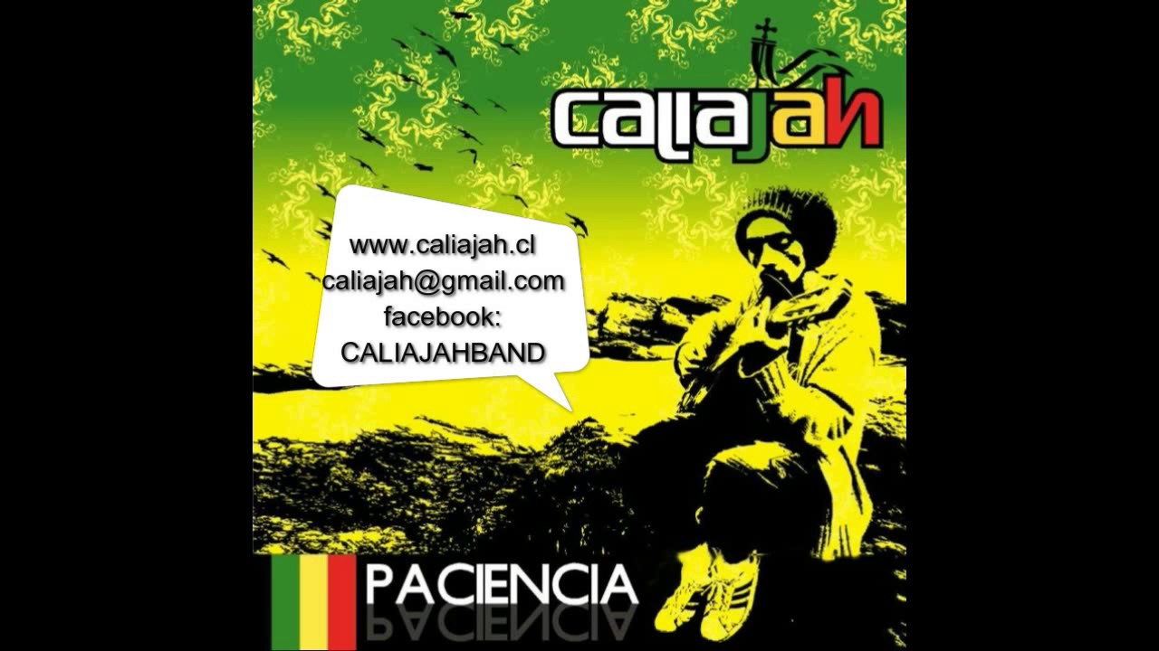 disco de caliajah paciencia