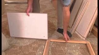 Carpeting the Basement and Organizing the Home