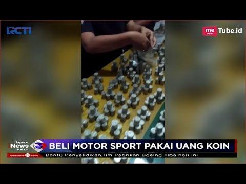 Pasutri Beli Motor Sport Pakai Uang Koin, Karyawan Dealer Hitung Uang Selama 3 Jam - SIM 31/10 Mp3