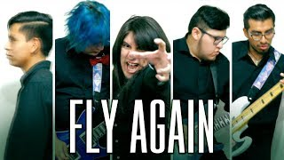 Hi there! We're Ryou Sakai Project. We hope you like our MWAM cover...