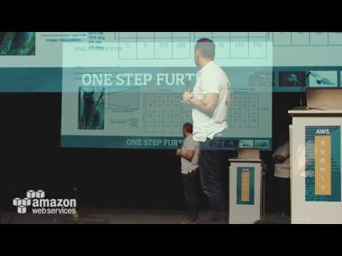 AWS Summit Berlin 2017: AI-Based Processing of Financial Doc