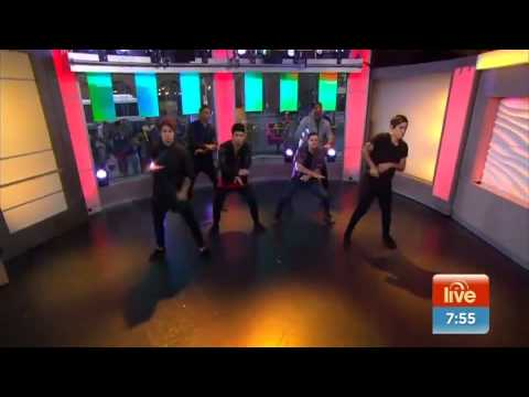 Justice Crew - Greatest Hits (Live Performance in Sunrise)