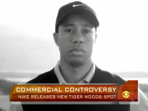 Tiger's Emotional New Commercial