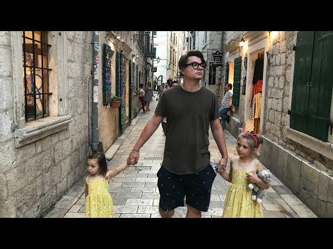 Черногория. Котор. Старый город. Отдых с детьми. Отзыв. ВЛОГ