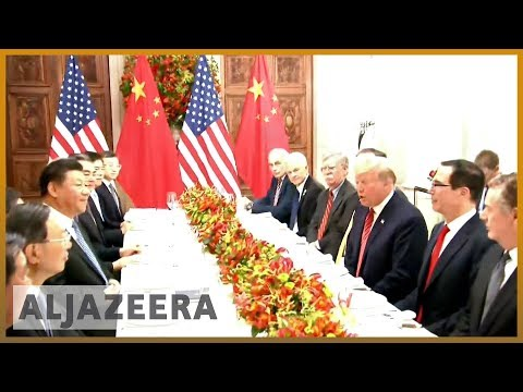 🇺🇸🇨🇳US, China declare trade war ceasefire | Al Jazeera English