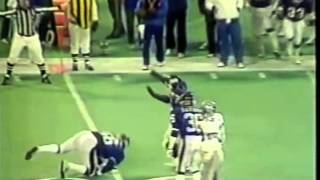 Lawrence Taylor Highlights - Pass Defense
