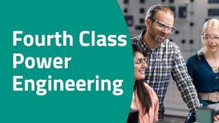 Fourth Class Power Engineering lab
