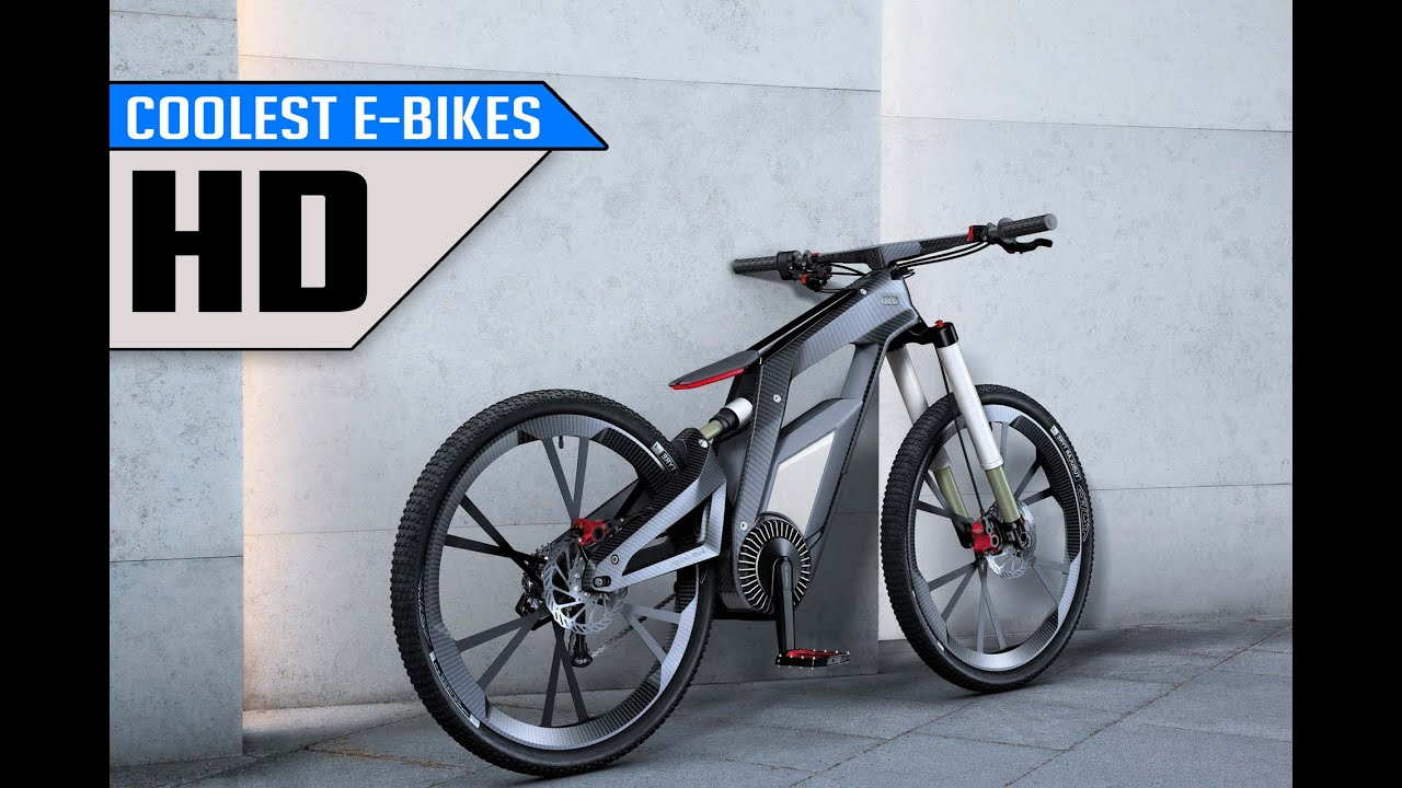 6 coolest e bikes smartest e bikes youtube. Black Bedroom Furniture Sets. Home Design Ideas