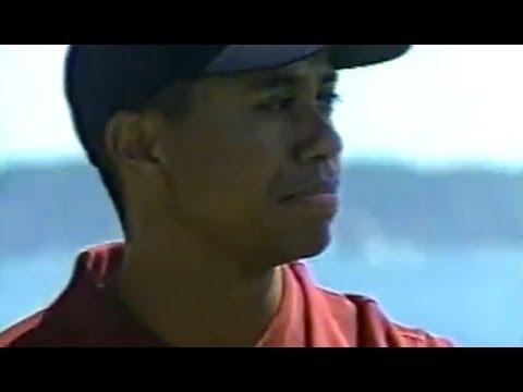 Tiger Woods US Open 2000 Final Rd. Part 4 1/2
