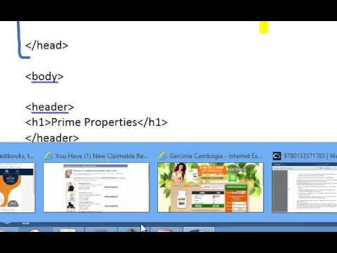prime properties with css part two