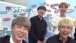 "BTS' English - ""F*CK YEAH"""