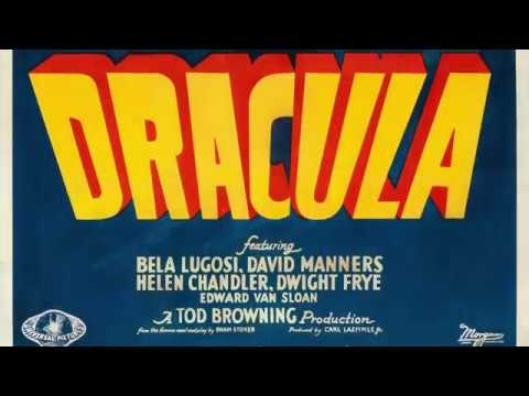 "A Rare Find from Legendary ""Dracula Adaptation"""