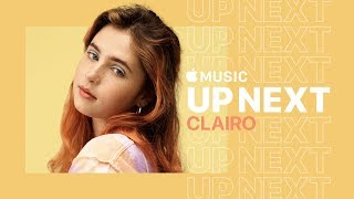 Clairo: Up Next Interview | Apple Music Video