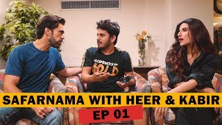 SAFARNAMA WITH HEER & KABIR | Vlog | Karachi Vynz Official