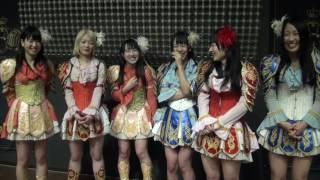 【2017年3月1日】仮面女子カフェ1部公演で仮面女子候補生・ぱー研!を...