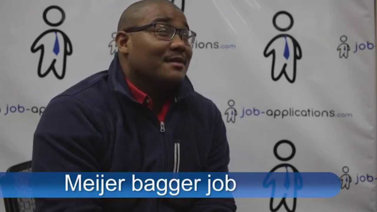 Meijer Interview Bagger Youtube