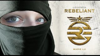 Legenda. Rebeliant / Marie Lu || RECENZJA
