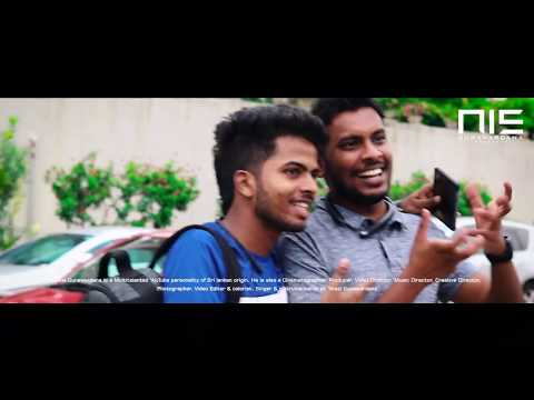 Chanux Bro & Ashen Senarathna Colombo Motor Show 2019 Vlog By Nisal Gunawardana thumbnail