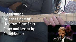 GUITAR SOLO LESSON/COVER: Glen Campbell