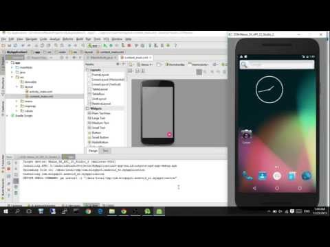 Download and run Android Studio 2.0 Preview on Windows 10 ...