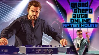 GTA V Online After Hours DLC All Cutscenes (Game Movie) 1080p HD