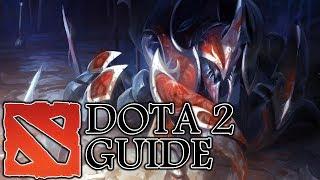 Dota 2 Guide Nyx Assassin - Гайд на Никса (перезапись)