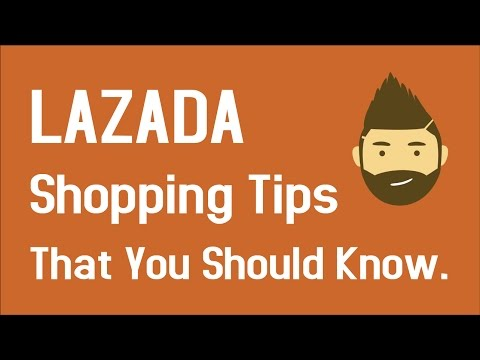 Lazada Shopping Tips That You Should Know - Free Voucher Code