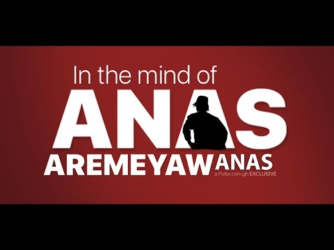 In the mind Of Anas Aremeyaw Anas | Pulse Chat