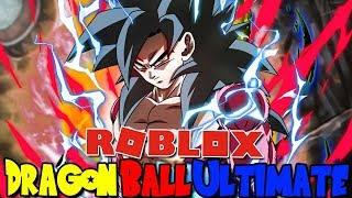 SHOOTING ALL THE WAY TO SUPER SAIYAN 4! LETS GO! | Roblox: Dragon Ball Ultimate